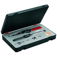 Kit Set Saldatore A Gas Butano Professionale 060k 00600008