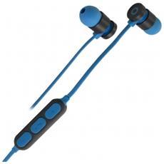 TM-FRMUSIC-SB Techmade Auricolari Bluetooth Soft Blue