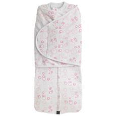 Sacco Fasciante Neonati Dream Swaddle Rosa Large72x28 Cm 16232