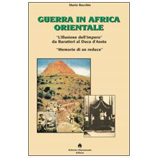 Guerra in Africa orientale