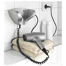 87396 Asciugacapelli a Parete Potenza 1800 Watt