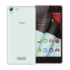 Cover gel protection+ white wiko selfy 4g