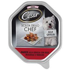 Scelta Dello Chef Manzo Alla Griglia Con Riso Integrale E Verdure 150 Gr
