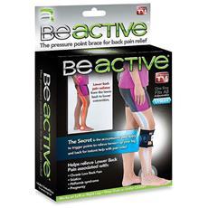 Beactive Brace - Tutore Nervo Sciatico - Tutore Lombare