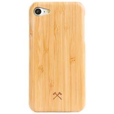 Cover in Legno Naturale per iPhone X Colore Bambù