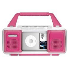 EM110331417 Rosa, Bianco custodia MP3 / MP4