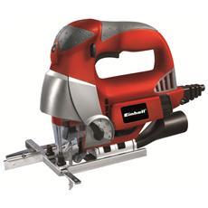 RT-JS 85 Seghetto Alternativo Potenza 750 W Colore Rosso