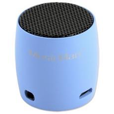 BT-X7, 1.0, 3,1 cm, 85 dBi, 2W, 100 - 20000 Hz, 4 Ohm