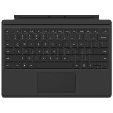 MICROSOFT - Cover con Tastiera Surface Pro \ Pro 4 \ Pro 3 - Nero