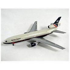 3557436 Dc-10-30 British Airways Landor Modellino