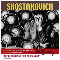 Shostakovich / Testimony