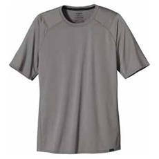 T-shirt Uomo Capilene 1 Grigio S
