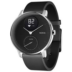 NOKIA - Smartwatch Steel HR con Bluetooth e Misurazione...