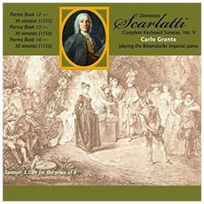 Scarlatti - Sonate Per Pianoforte (Integrale), Vol. 5 Libri 12-14 (5 Cd)
