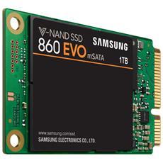 SAMSUNG - SSD 1 TB Serie 860 EVO mSATA Interfaccia Sata III...