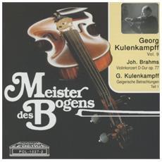Brahms, J. - Georg Kulenkampff 9