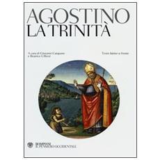 La trinità. Testo latino a fronte