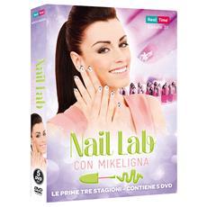Nail Lab - Stagione 01-03 (5 Dvd)