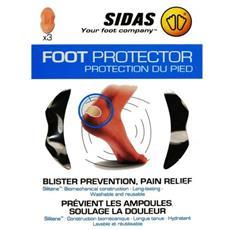 Foot Protector Protezione In Silicone Preformate Per Talloni, Dita