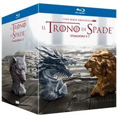 Trono Di Spade (Il) - Stagione 01-07 (30 Blu-Ray)