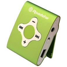 MP-425, MP3, Verde, Digitale, Flash-media, MP3, 3,5 mm