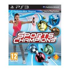 PS3 - Sports Champions (Software per Playstation Move)