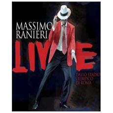 Dvd Ranieri Massimo - Live Dallo Stadio