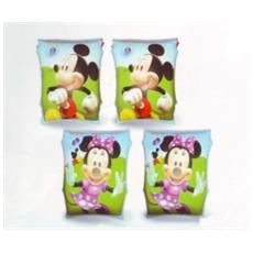 Bracciali Gonfiabili Nuoto Mickey Mouse