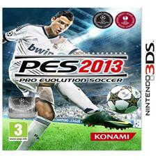 N3DS - Pro Evolution Soccer Pes 2013