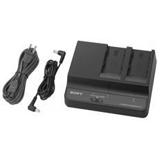 BC-U2 - Caricabatterie - per BP-U30, U60, XDCAM EX PMW-EX1, PMW-EX1R,