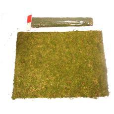 Foglio Carta con Muschio Naturale 50 x 70 cm Verde