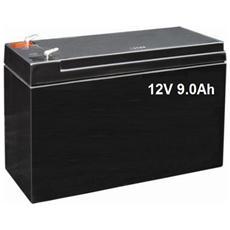 Batteria / Accumulatore Al Piombo 12v 9.0ah