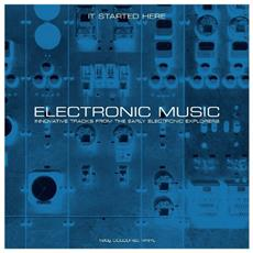 Electronic Music - It Started Here (2 Lp) (Coloured)