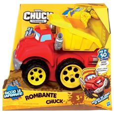 Chuck & Friends Rombante Chuck- Hasbro