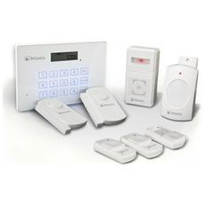 ATLANTIS LAND - A09-VA-A500G Kit Allarme Antifurto Senza Fili GSM...