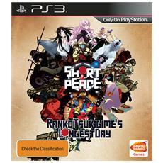 PS3 - Short Peace: Ranko Tsukigime's Longest Day