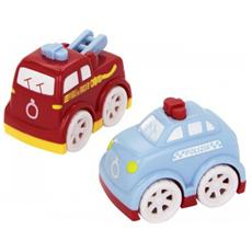 Baby Security Car Polizia / Vigilifuoco (Sogg. Casuale) SC7531