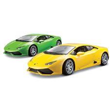 DieCast 1:24 Auto Lamborghini Huracan 2col. (Sogg. casuale) (6/2014) 31509