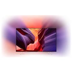 "PHILIPS - TV Android UHD 4K 65"" Ambilux Razor Slim"