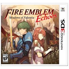 N3DS - Fire Emblem Echoes: Shadows of Valentia