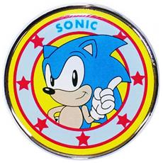Sega: Sonic - Pin Badge Enamel (spilla Smaltata)