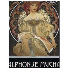 Alphonse Mucha. Modernista e visionario. Ediz. multilingue