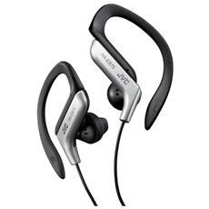 Auricolari Sportivi a Clip Regolabile HA-EB75-S-E Colore Silver