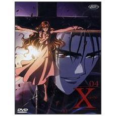 DVD X #04 (ep. 12-15)