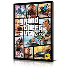 PC - Grand Theft Auto V (GTA V - GTA 5)