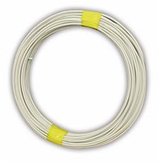 Filo Zincato rivestito Plasticato Cavatorta Bianco Ø x L. 2,8 mm x 20 mt