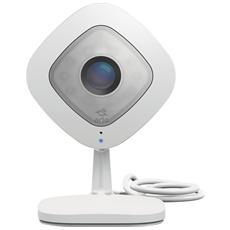 Videocamera IP di Sicurezza Wi-Fi Smart Arlo Q con Audio HD Night Vision