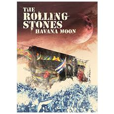 Rolling Stones (The) - Havana Moon (Dvd+Blu-Ray+2 Cd)