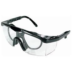 Occhiali Di Protezione Incolore Con Lenti Correttive +1