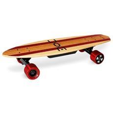 DOC Skateboard Cruiser Colore Legno